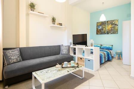 Central Old Town Fully Equiped Studio - Θεσσαλονίκη - Apartmen