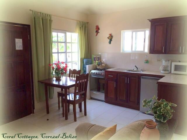 Both Cottages are fully equipped with utilities all included, as of 2017