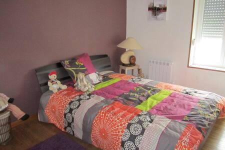 Chambre privée (2  personnes) - Allennes-les-Marais - Ev