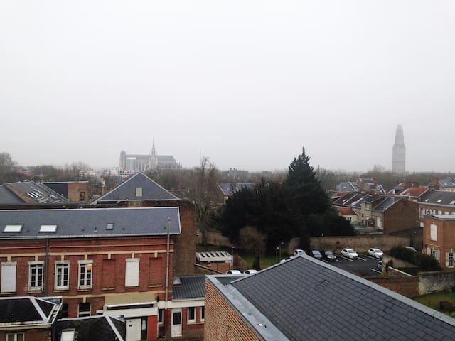 Appartement 60 m2 centre ville d'Amiens - Amiens - Appartement