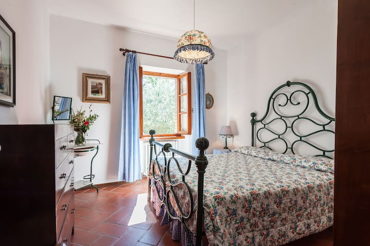 IL ROSETO DOUBLE ROOM OVER THE WORLD - Citta di Castello - Huvila