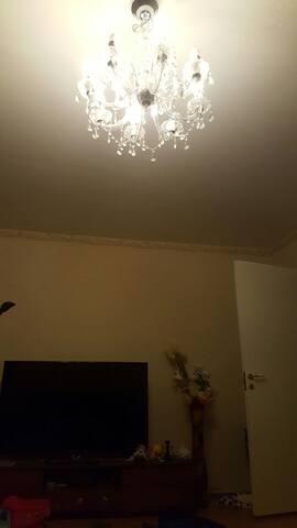 Ett fint o stort lägenhet