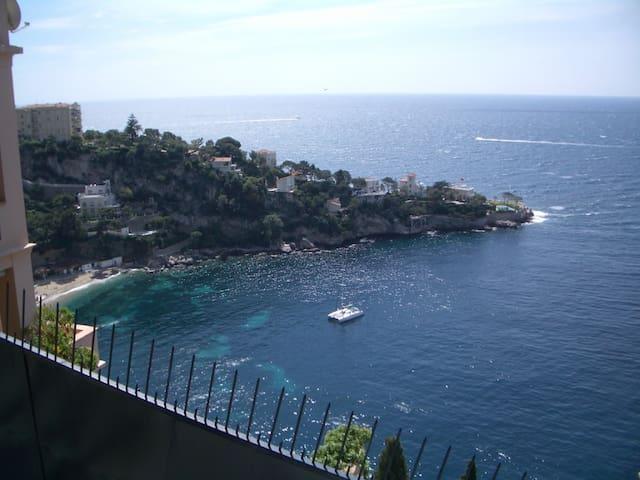 Sea, Sun and Monaco. Baby friendly. - Cap D'Ail - House