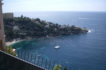 Sea, Sun and Monaco. Baby friendly. - Cap D'Ail