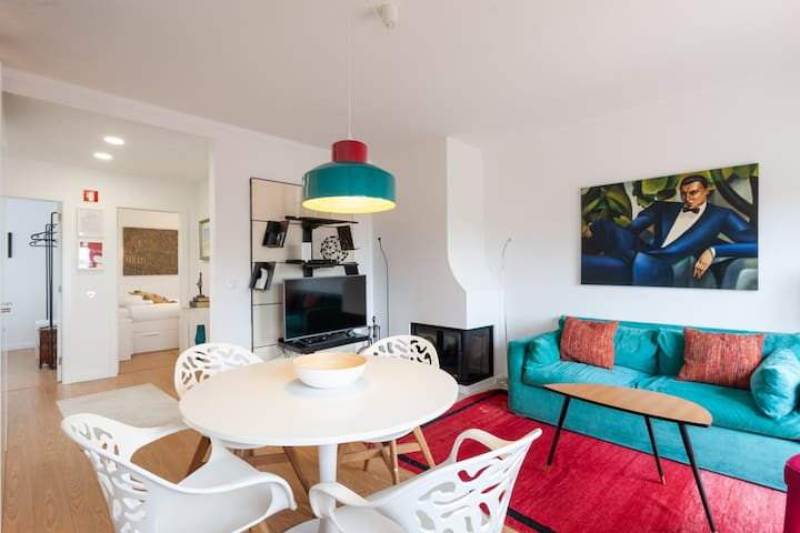 Sintra Family Flat with Terrace