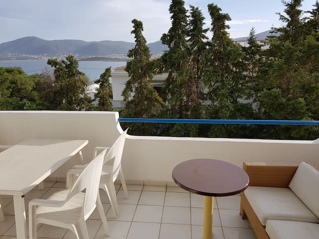 Athens beautiful house sea view! ΠΟΡΤΟ ΡΑΦΤΗ