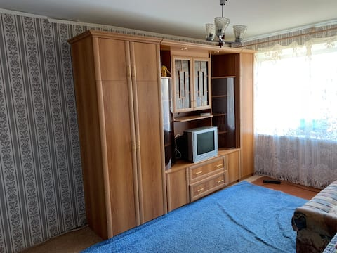 Одакомнатные апартаменты с двухместным размещением