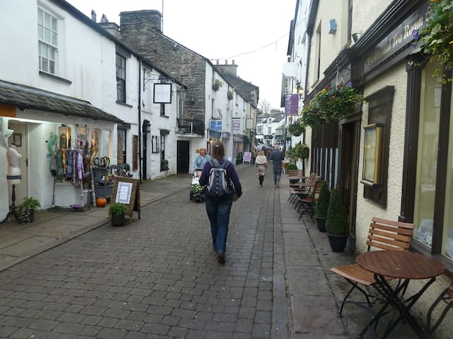 Bowness on Windermere - 30 minutes drive.