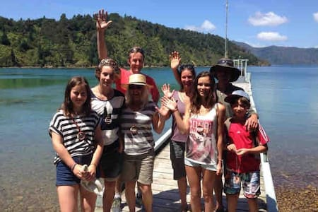 Great for Families - Enjoy NZ Nature !!