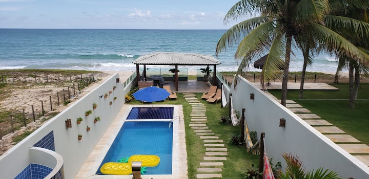 Jardins Praia dos Carneiros - Frente Mar (Casal)