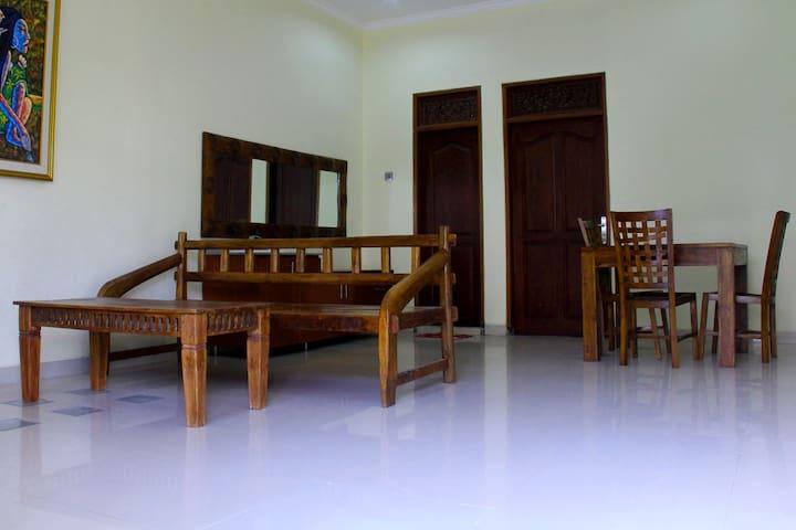 apartemen nyaman ditengah kota  - Denpasar - Flat