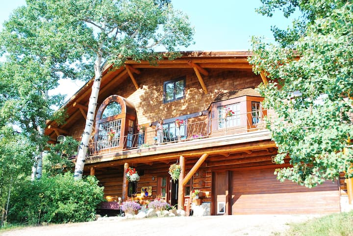 Galt Valley Ranch Retreat