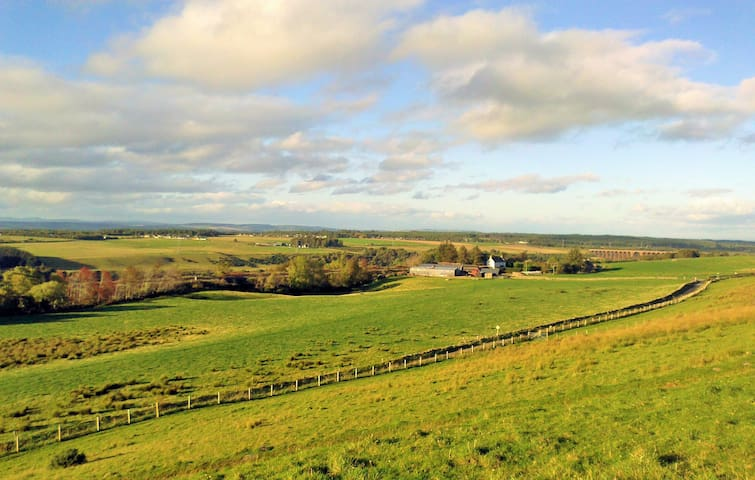 Culdoich Farmhouse Wing