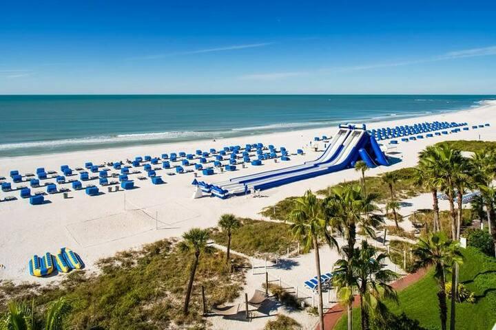 $125 PER DAY 3/1-8 ST PETE BEACH, FL TRADE WINDS