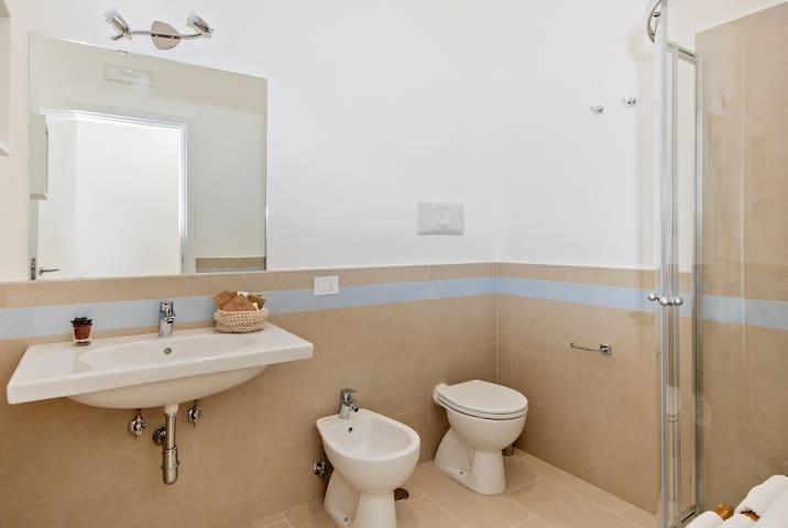 Bagno privato Camera Michele