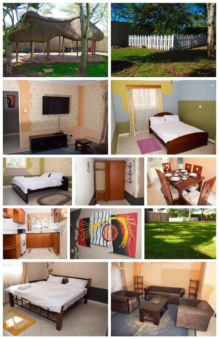 Emz crib@ Greenpark, your home away from home!