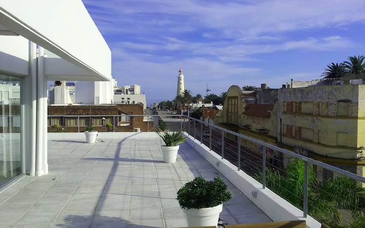 Promotion: Studio in the harbor of PdE