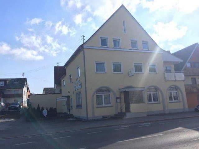 Hotel Sonne Mühlhofen (Uhldingen-Mühlhofen), Einzelzimmer
