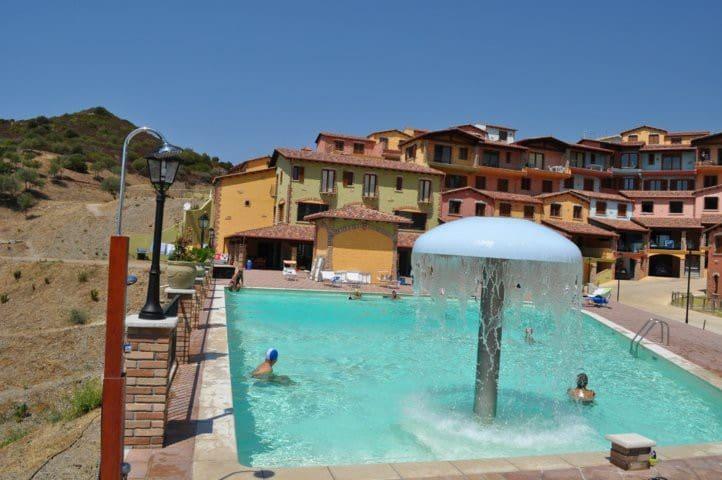 Villetta per una vacanza rilassante, vista mare - Nebida - Casa