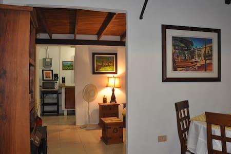 A Loft, a Castle, and the Sea - Old San Juan