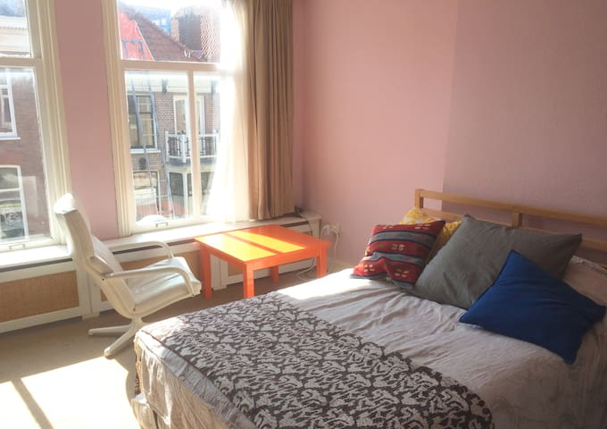 Spacious and bright room in the middle of the city - Den Haag - Byt