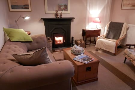 Cosy Cottage Style Apartment - Scottish Borders - Scottish Borders - Daire