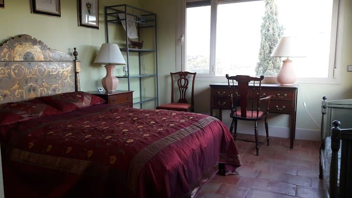 Luxury room- habitación lujo  Ciudalcampo Madrid