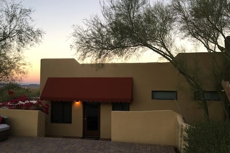 Casita on Beautiful Setting Cave Creek/ Carefree - Cave Creek