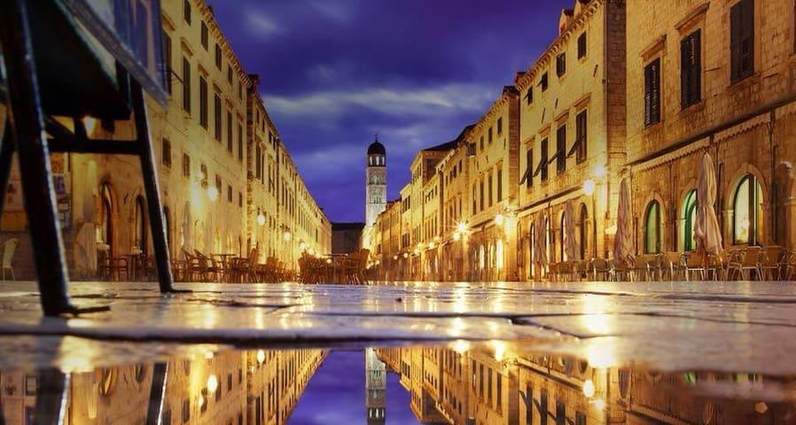 VILLA  RAGUSA  Old town Double room - Dubrovnik - Bed & Breakfast