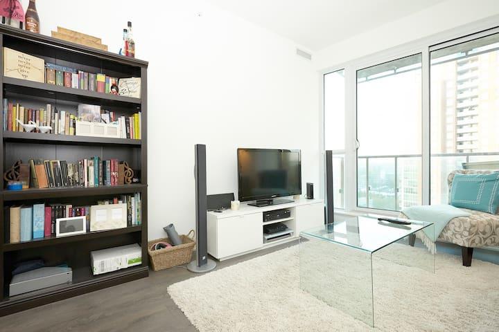 Chic one bedroom in trendy Toronto! - Toronto - Apartment