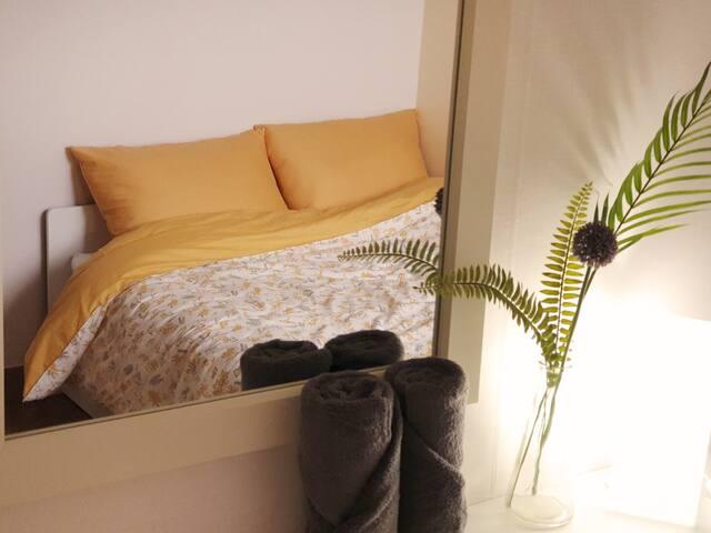 [Hongdae]Double Room**cheese_house
