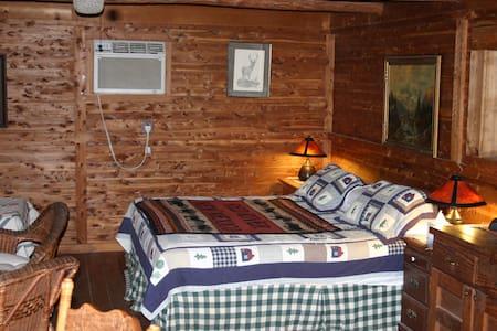 Cabin in the Shade