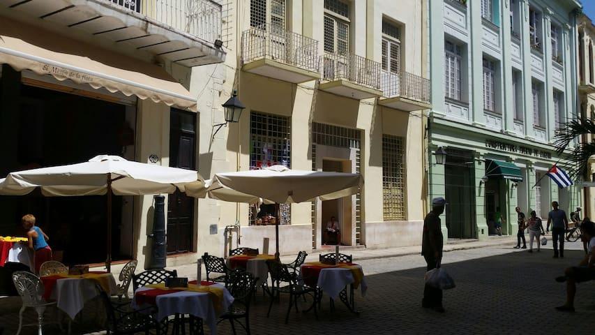 Charming flat in Old Havana - La Habana - Departamento