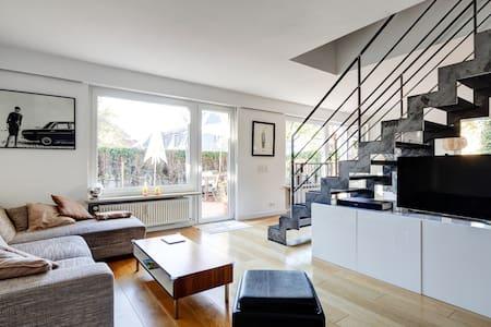 Modernes 140 qm Loft mit Terrasse - Múnich - Loft