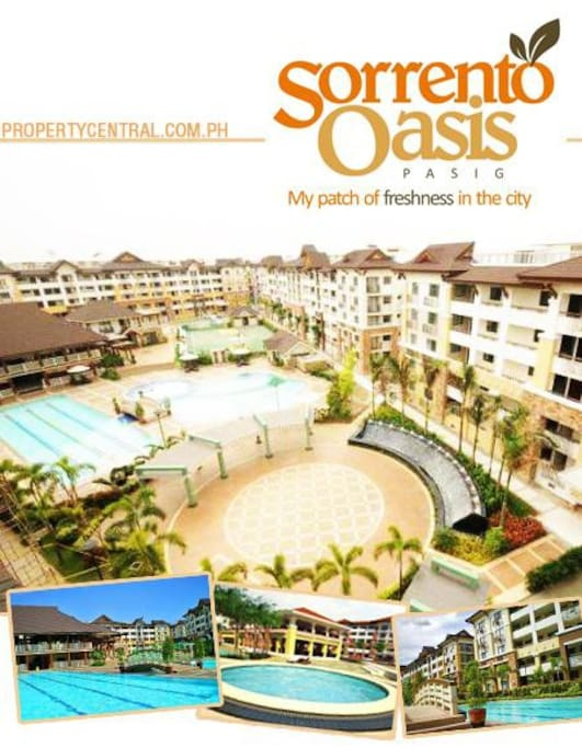 Outlook of the whole  condo - Sorrento Oasis