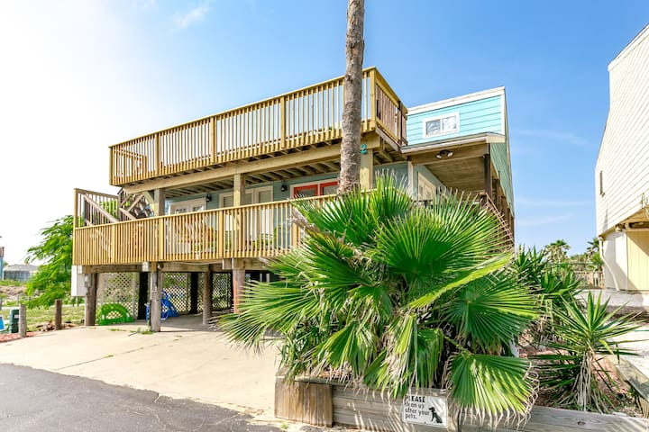 Need a Winter beach break? Dog friendly! No crowds - Port Aransas - House