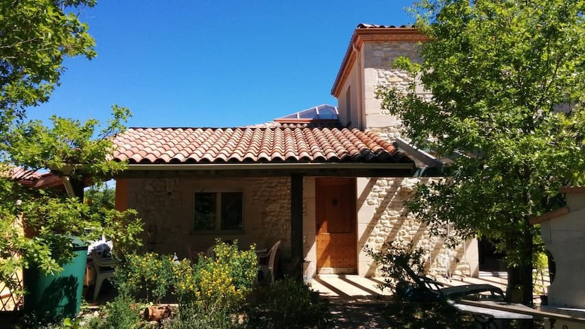 """Bed and Breakfast """" Le Patio"""" - Lhospitalet - Bed & Breakfast"""