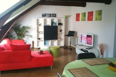 Appartement sympa et calme - Saint-Aubin-d'Aubigné - Appartement