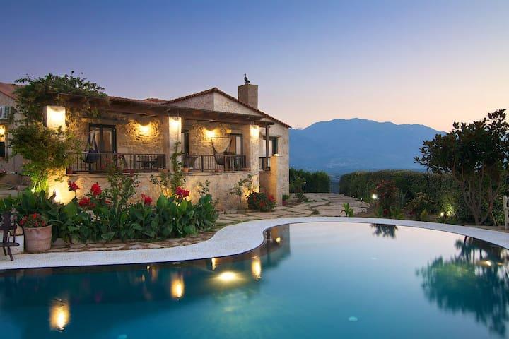 Alexis Water Front Villa! A unique holiday Villa!