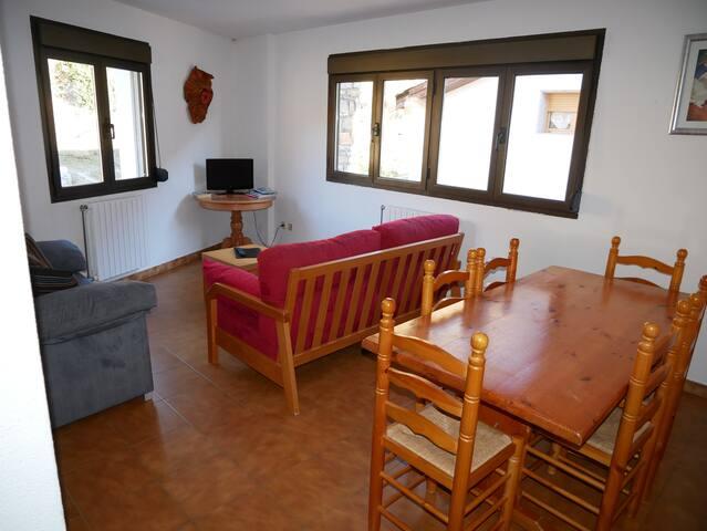 4/6 pers. 3 bedroom apartment  - Encamp, hut 5228