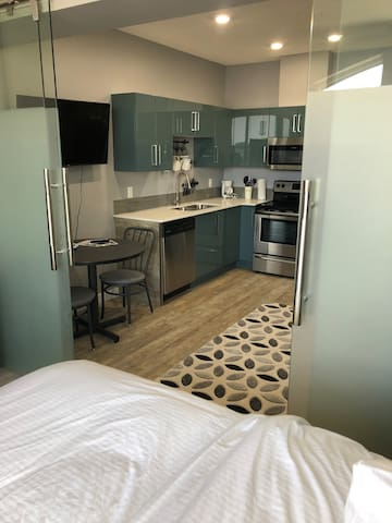 Luxury 1 Bedroom-Heart of Regina-422