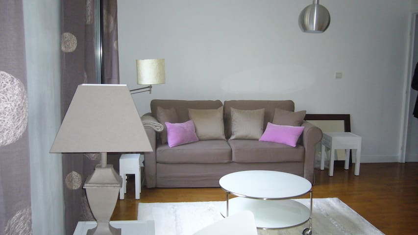 grand studio de 36m² - Lyon - Apartment