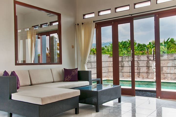One Bedroom Private Pool Villa in Buleleng - Banjar/Buleleng Regency - Apartamento