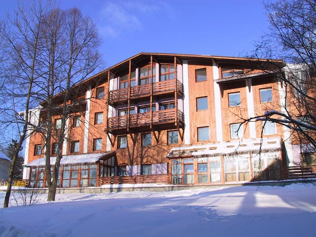 Appartement Hrebenka - Harrachov