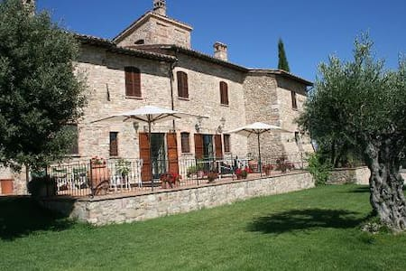 Lovely apartment in farmhouse - Saragano