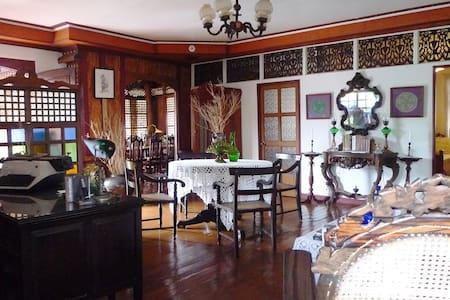 Genteel Living in historic Taal - Taal