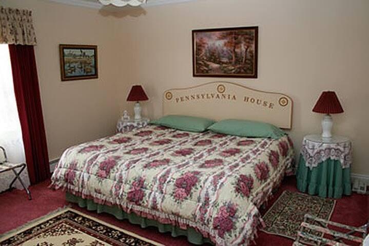 Superking En-Suite Room