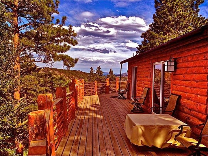 Fawn Haven Cabin Bailey, Colorado