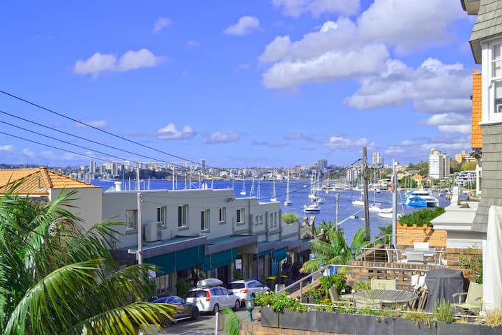 Bright Studio at Neutral Bay Wharf