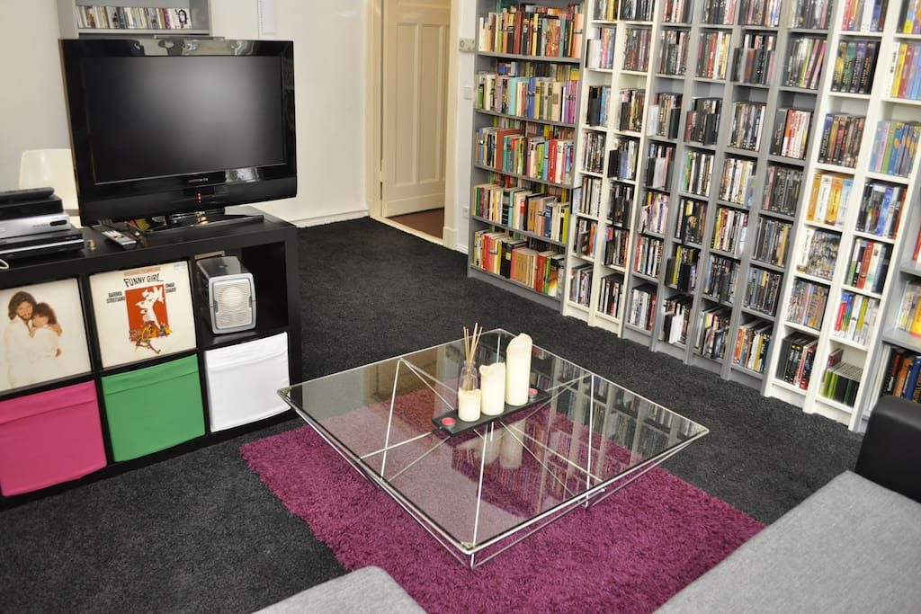 Well equipped apt in central Berlin